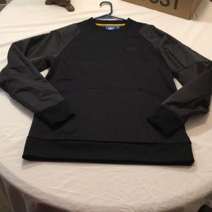 SMALL ADIDAS ORIGINAL BLACK SWEATSHIRT UNIQUE
